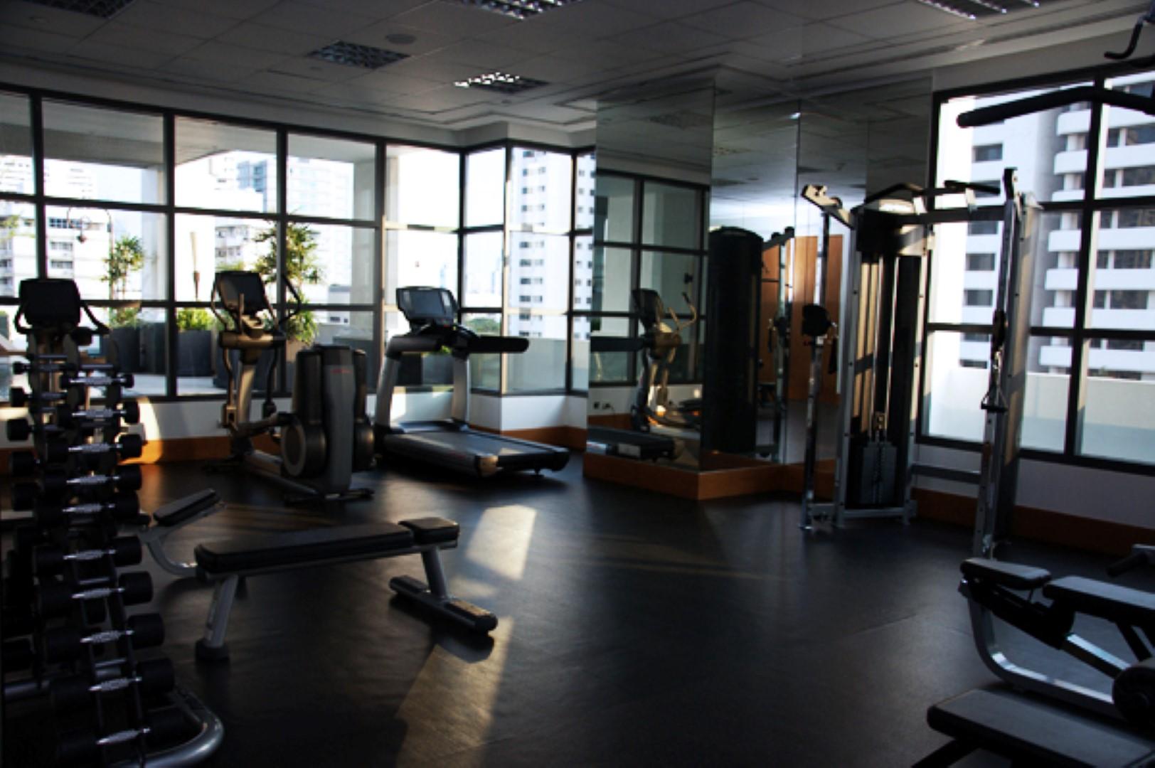 le raffine jambu dvipa sukhumvit 39 facility fitness 2