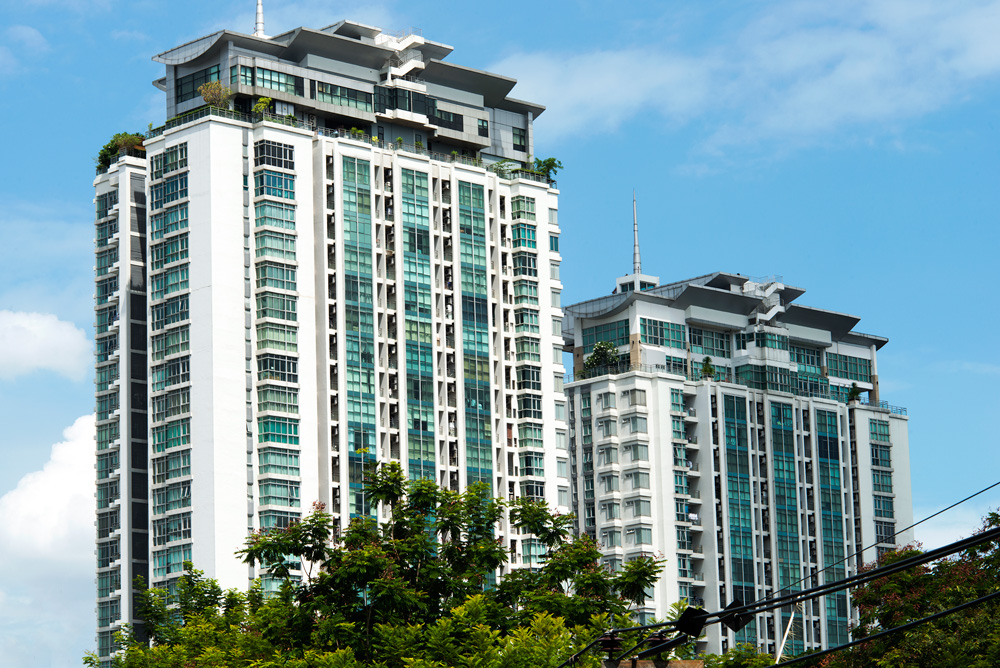 The One Residence Agency's Condo for Rent 0 Bedrooms at Nusasiri Grand 1
