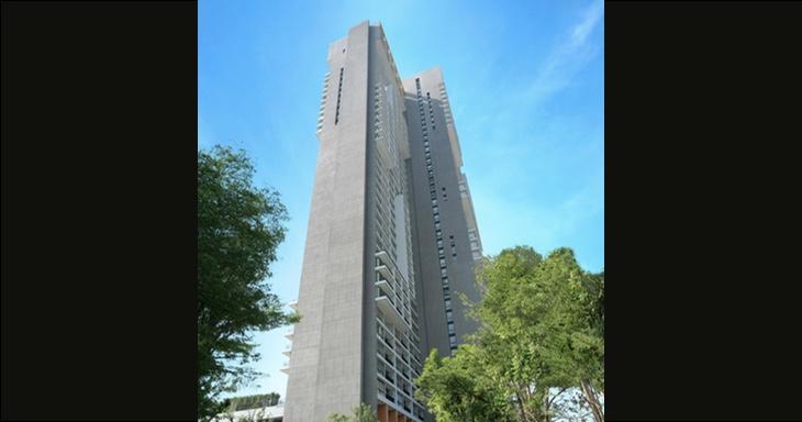 the issara latprao facade 1