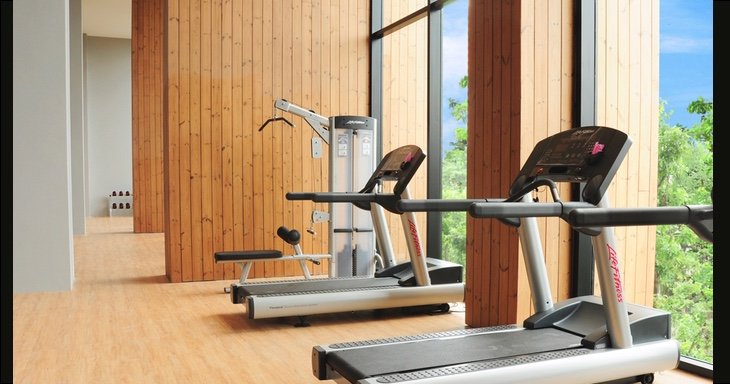 the issara latprao facility fitness 1
