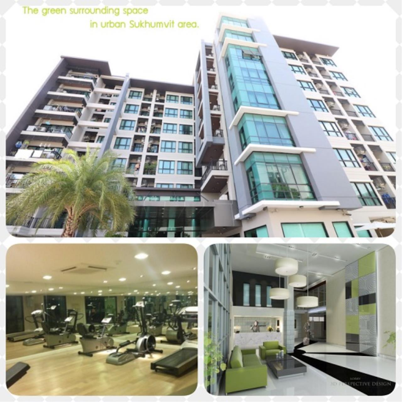 Agent - Bumrung Agency's i premium sukhumwit 81, room for rent 5