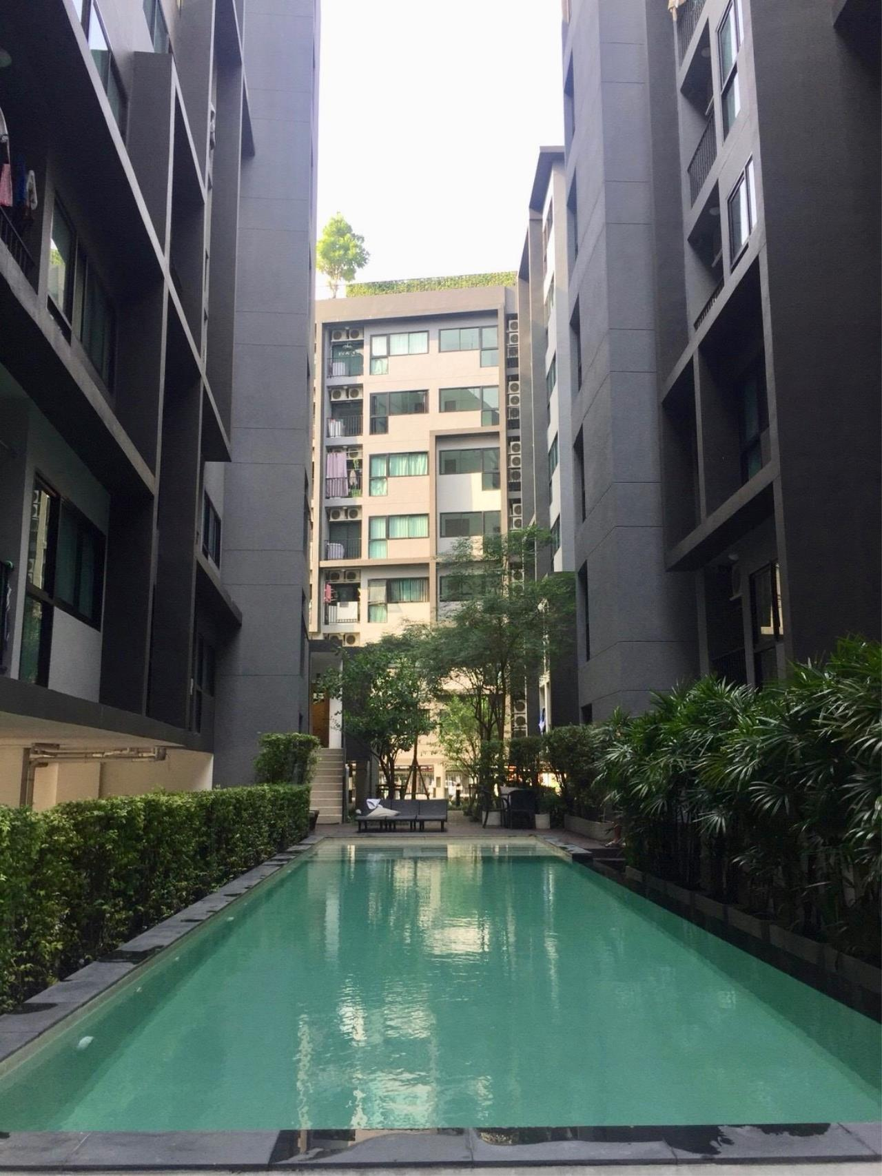 Agent - Lalita Agency's SALE condo BTS Punnawithi, B Republic Sukhumvit 101/1, good price negotiable 7
