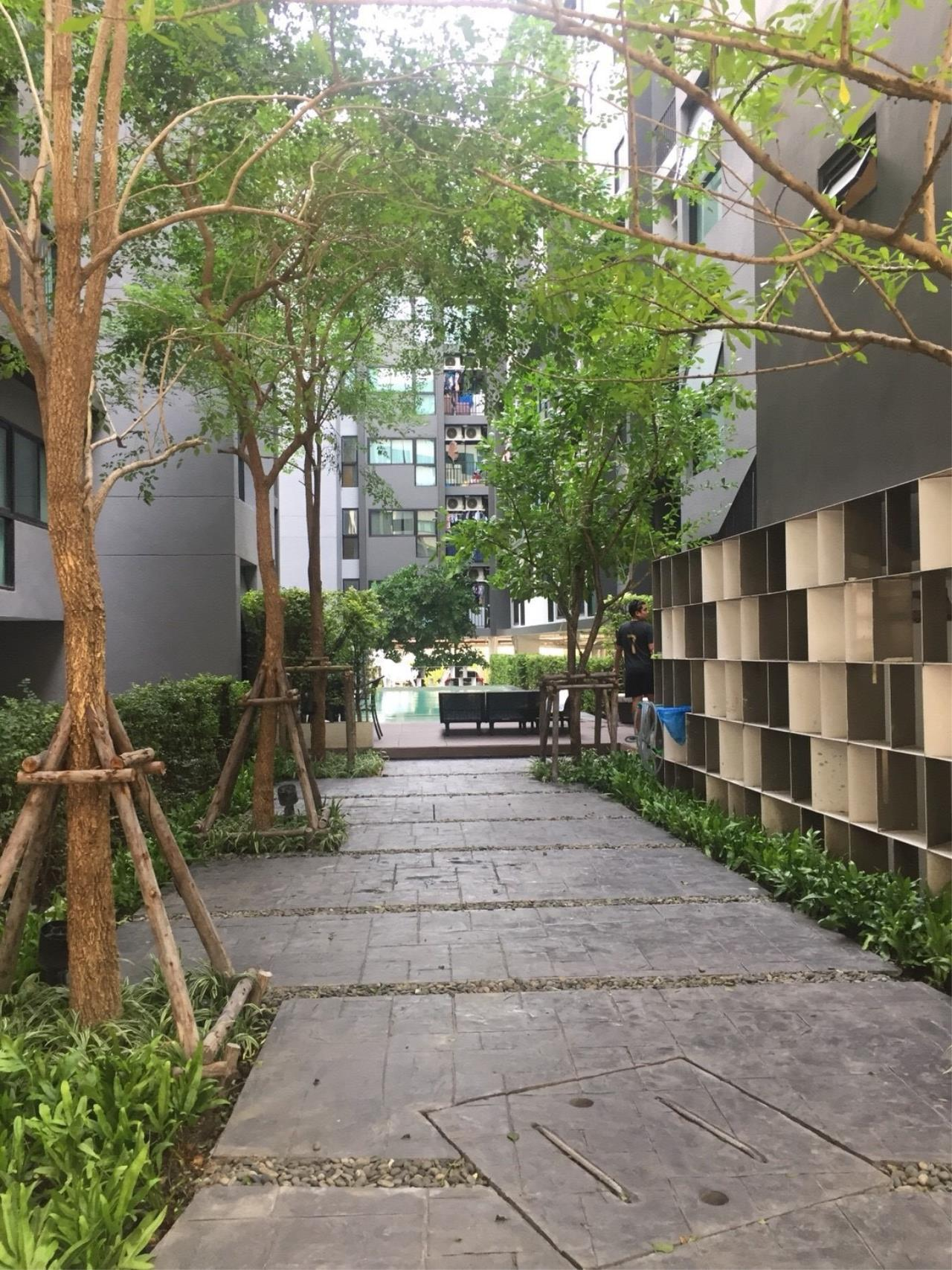Agent - Lalita Agency's SALE condo BTS Punnawithi, B Republic Sukhumvit 101/1, good price negotiable 8