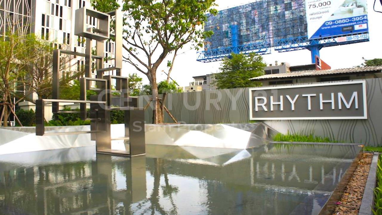 Century21 Siam Property Agency's Rhythm Sathorn - Narathiwas 8