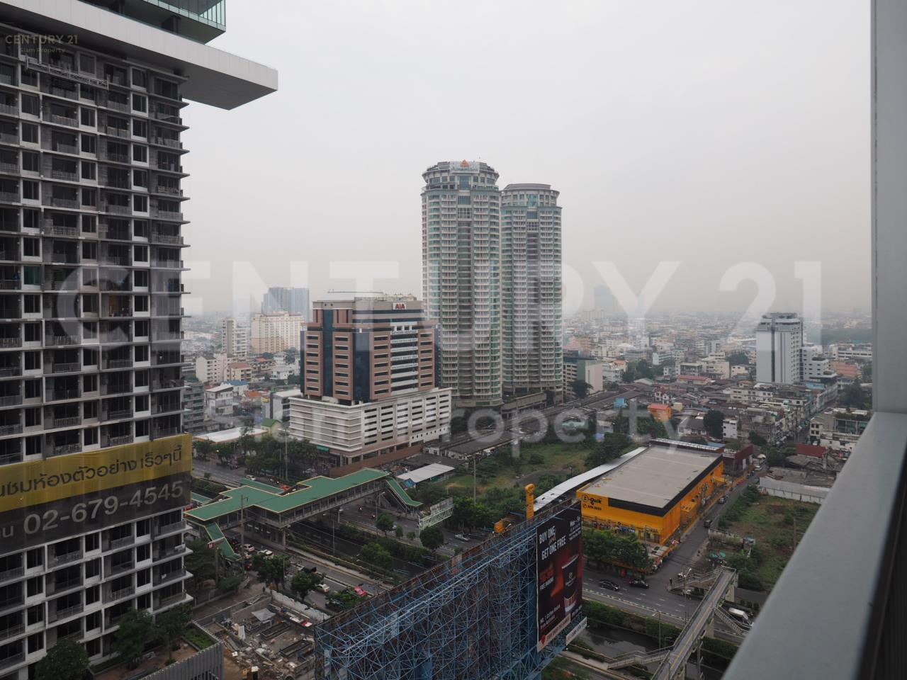 Century21 Siam Property Agency's Rhythm Sathorn - Narathiwas 27