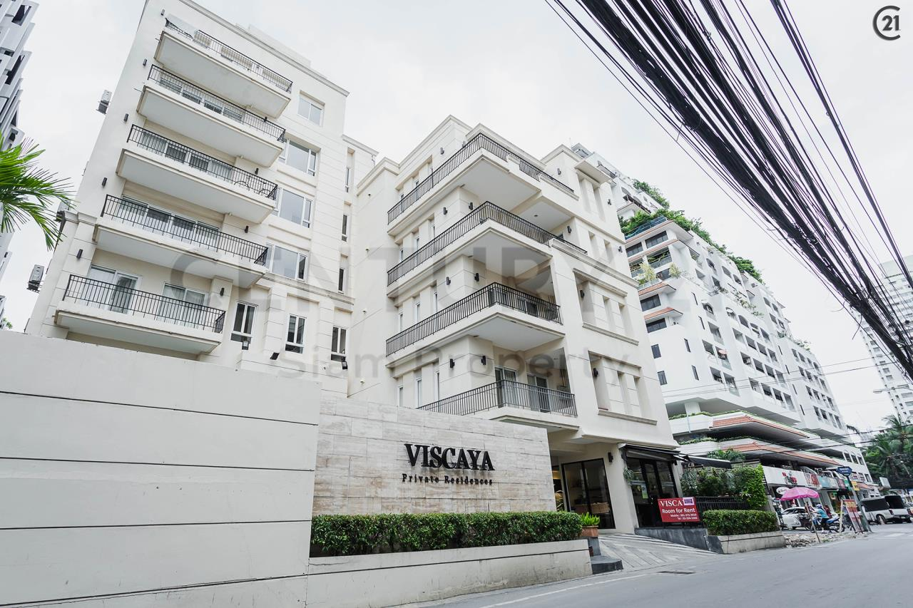 Century21 Siam Property Agency's Viscaya Private Residences 38