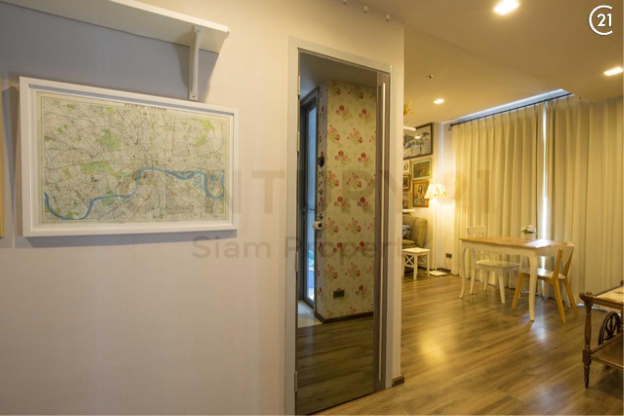 Century21 Siam Property Agency's CEIL By Sansiri 2