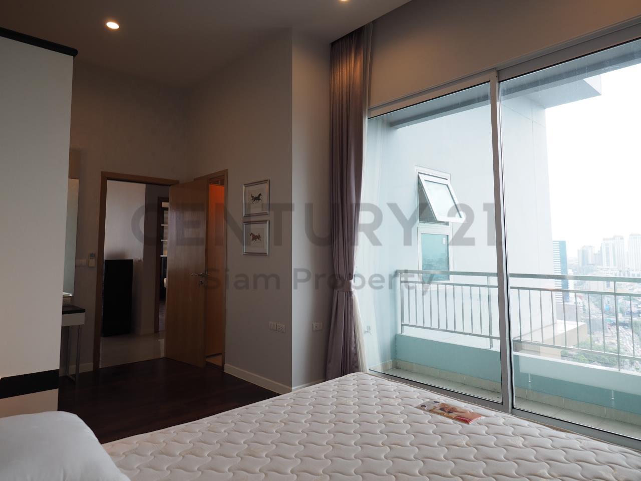 Century21 Siam Property Agency's Circle Condominium 8
