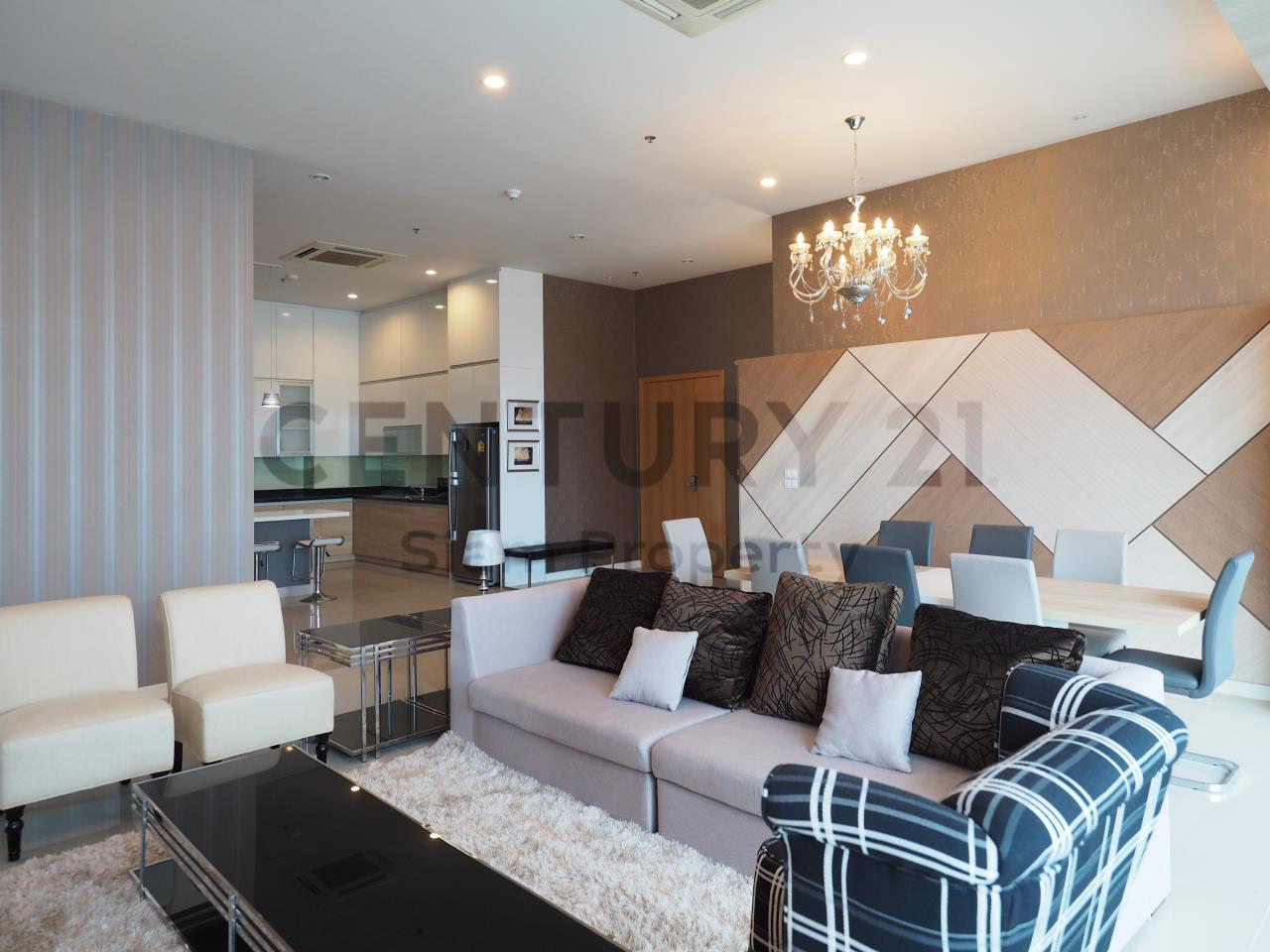 Century21 Siam Property Agency's Circle Condominium 2