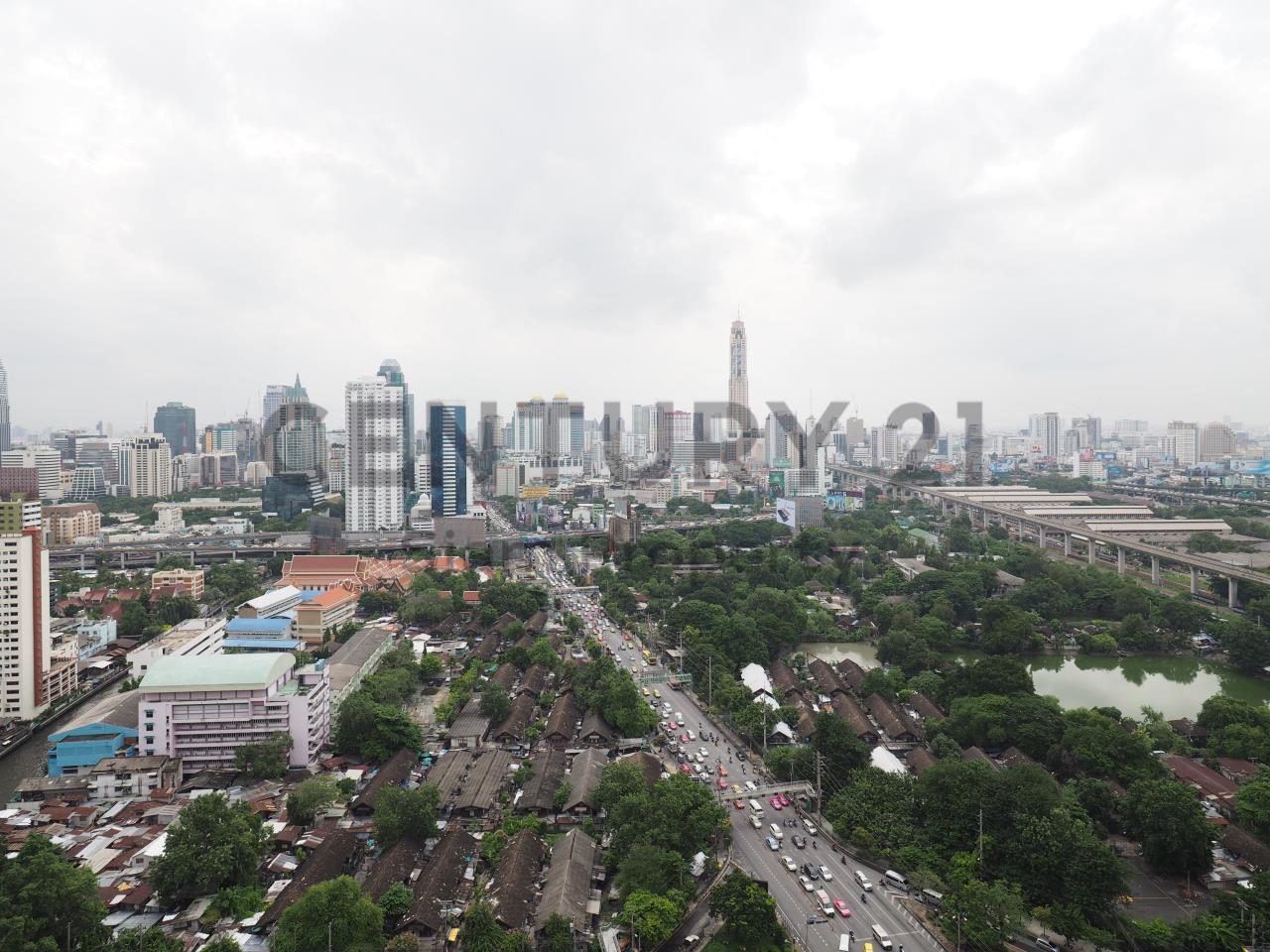 Century21 Siam Property Agency's Circle Condominium 14