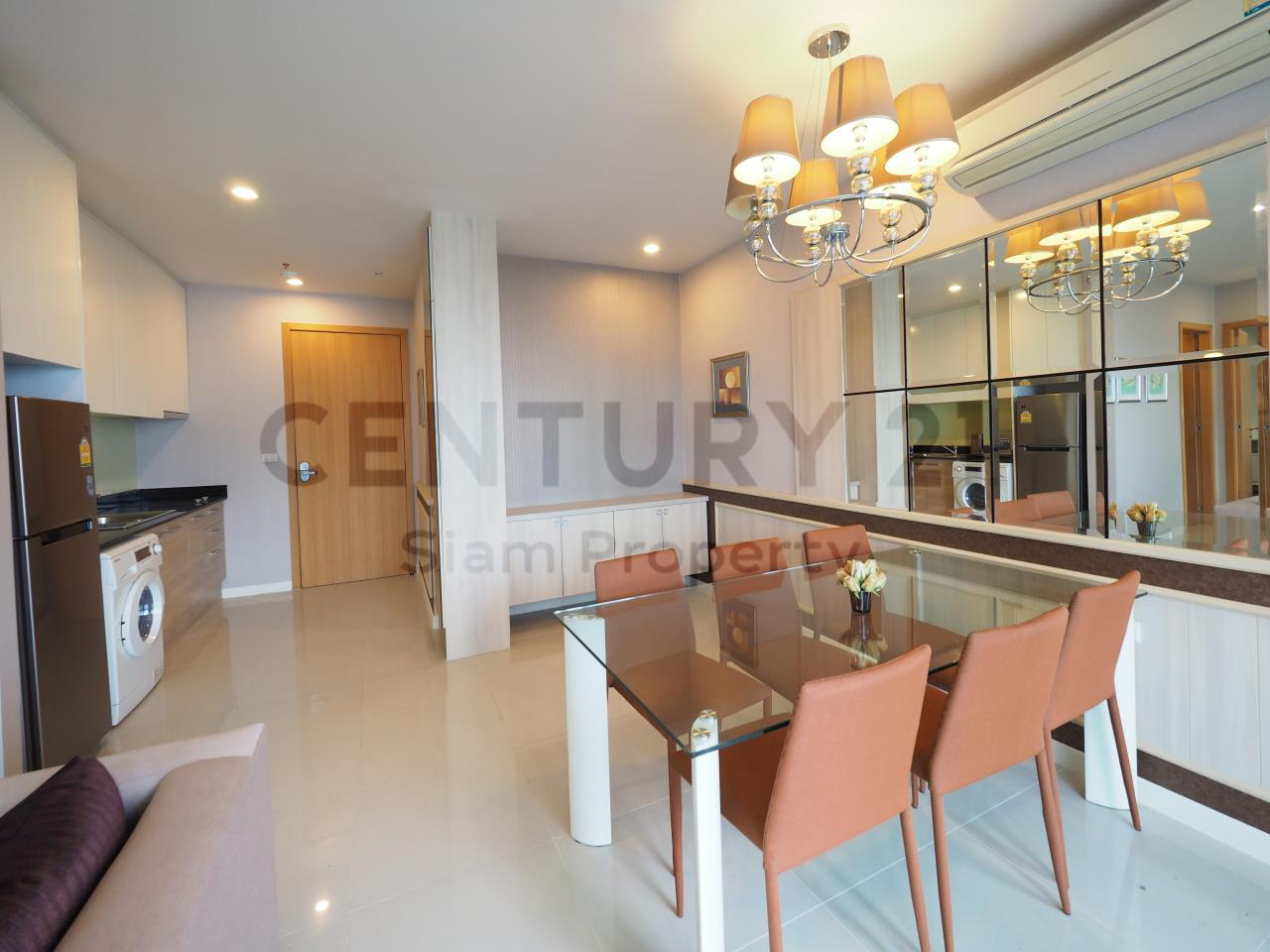 Century21 Siam Property Agency's Circle Condominium  1