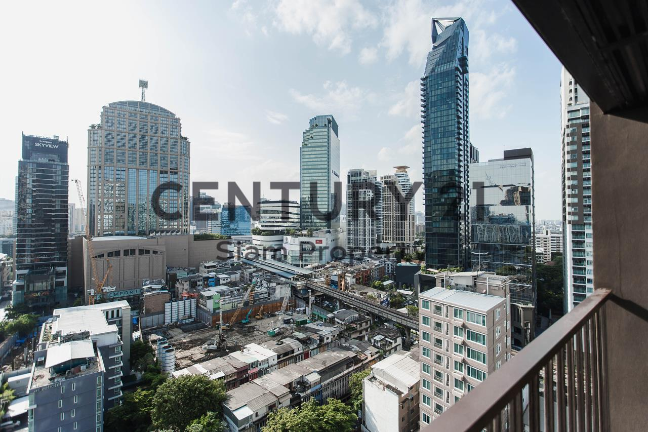 Century21 Siam Property Agency's Noble Refine 14