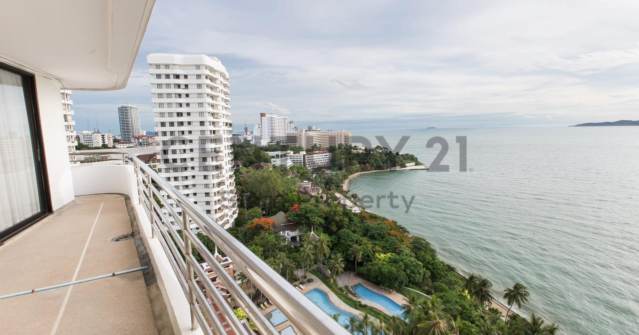 Century21 Siam Property Agency's Royal Cliff Beach Resort Condominium 17