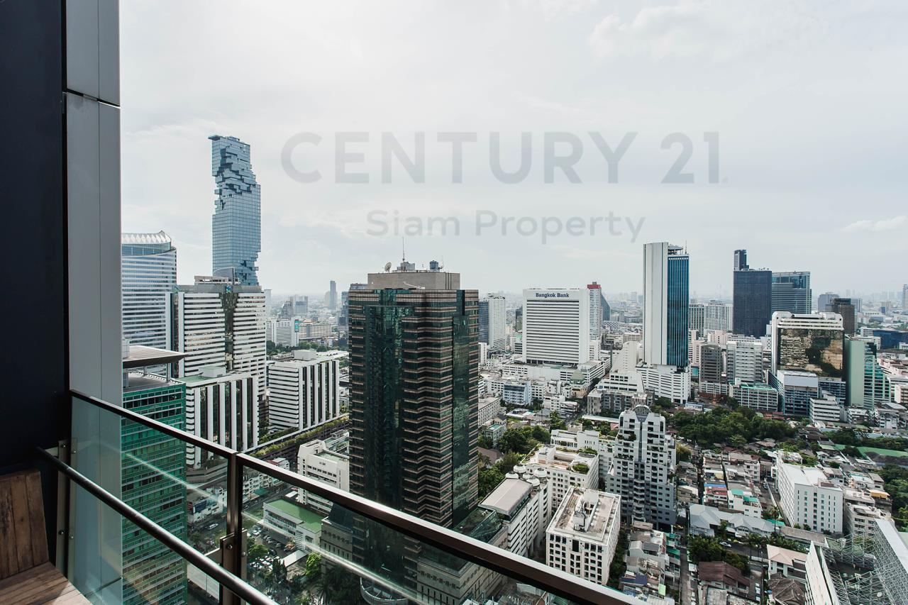 Century21 Siam Property Agency's The Met 39