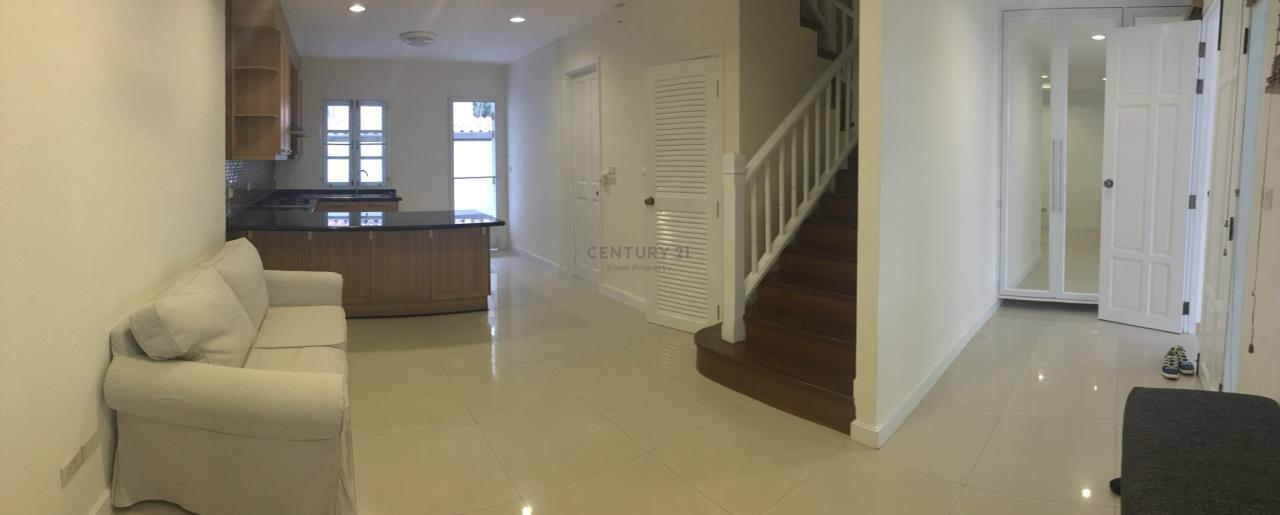 Century21 Siam Property Agency's Townhouse for rent Ekkamai 1
