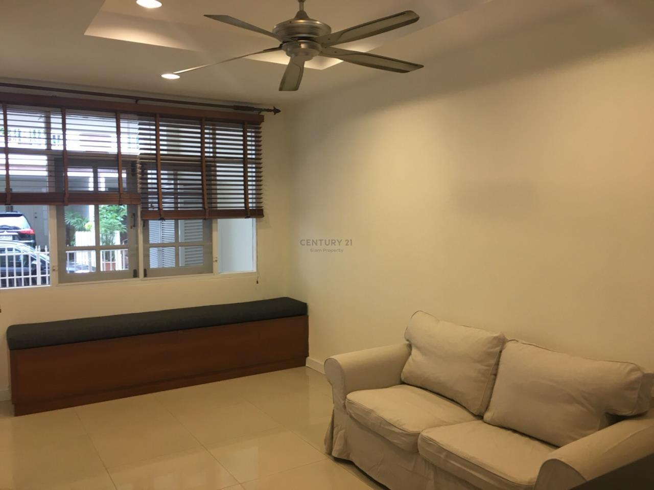 Century21 Siam Property Agency's Townhouse for rent Ekkamai 3