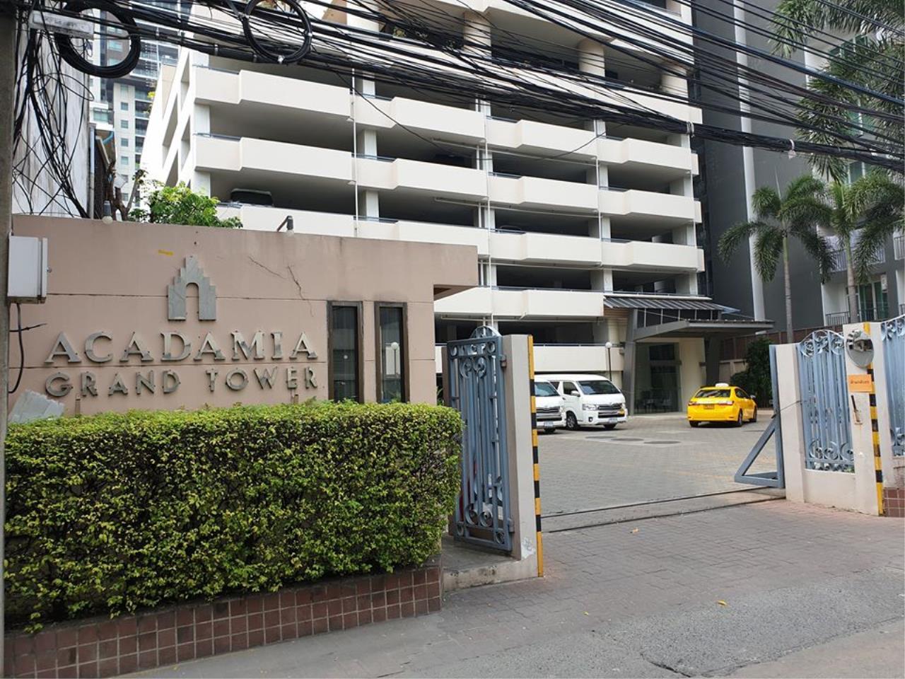 Bright Condos Agency's Acadamia Grand Tower 12