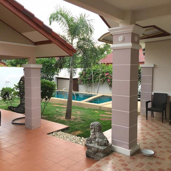 Powerhouse Properties Agency's Large 3 Bedroom Pool Villa  1