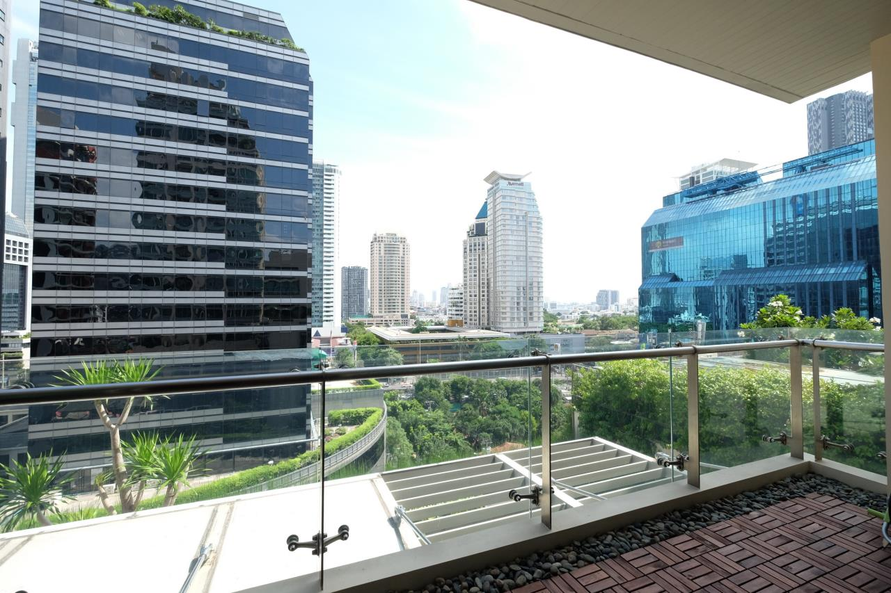 RE/MAX CASA Agency's Condo for rent At The Legend Saladeang 5