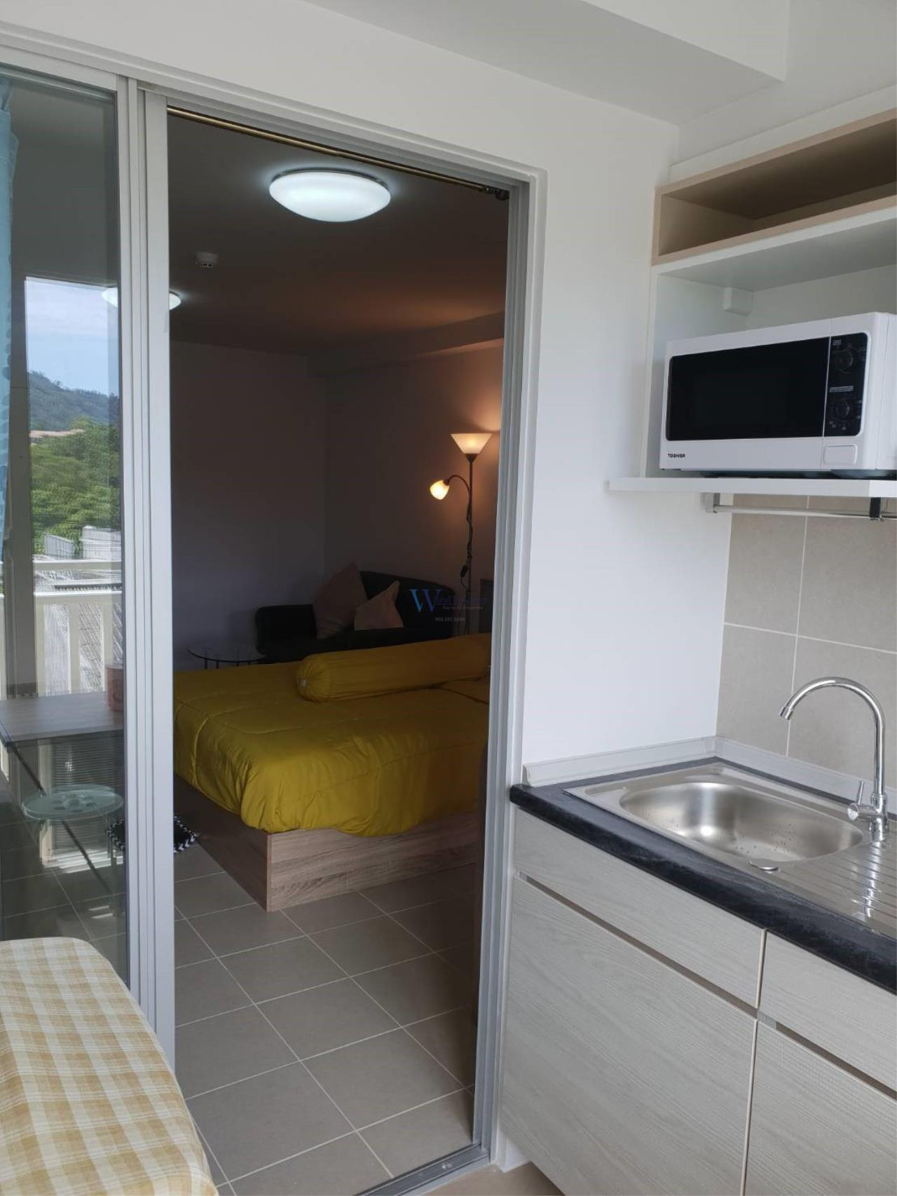 W Real Property Agency's Supalai lagoon Condo For rent 4