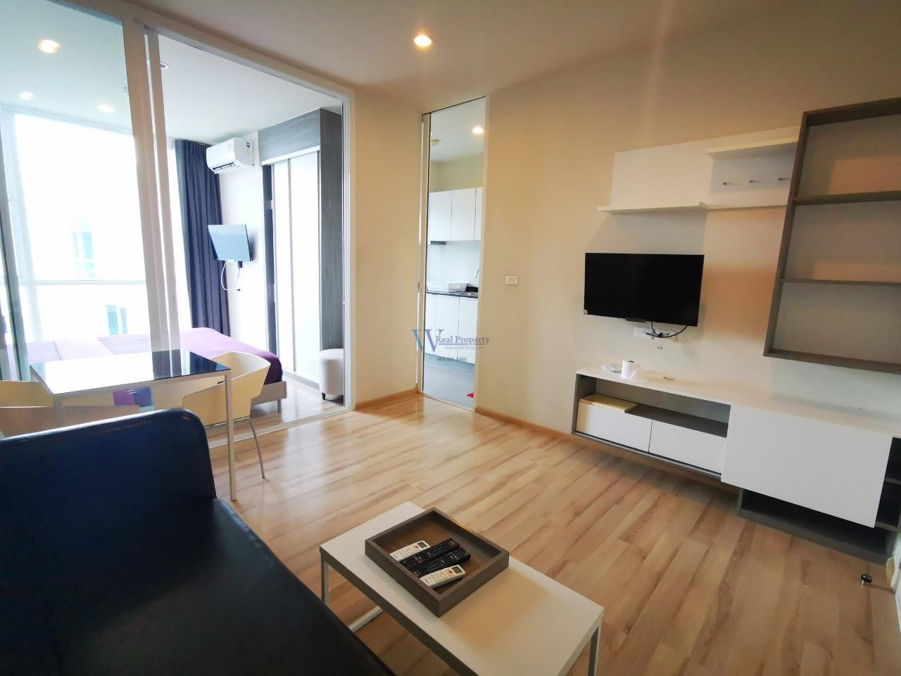 W Real Property Agency's The Base Downtown for Rent 9