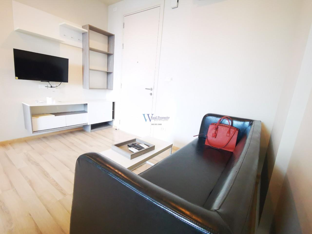 W Real Property Agency's The Base Downtown for Rent 8