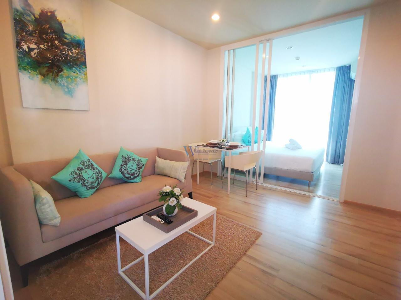 W Real Property Agency's 1 Bedroom Condo for rent in The Base Downtown Phuket, Wichit, Phuket 27