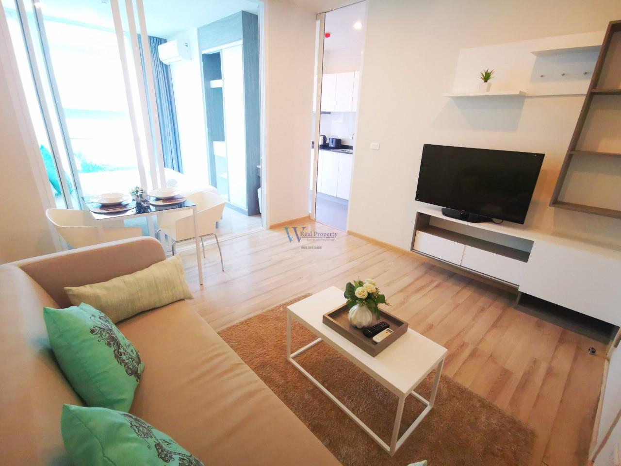 W Real Property Agency's 1 Bedroom Condo for rent in The Base Downtown Phuket, Wichit, Phuket 18