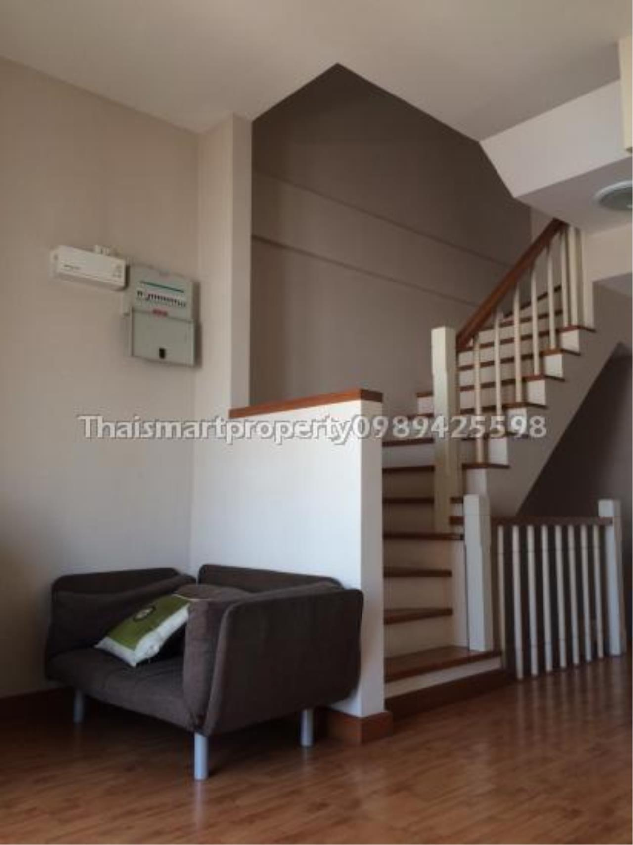 Thai Smart Property Agency's 3 storey townhome for sale, Casa City Sukontasawat 2 2