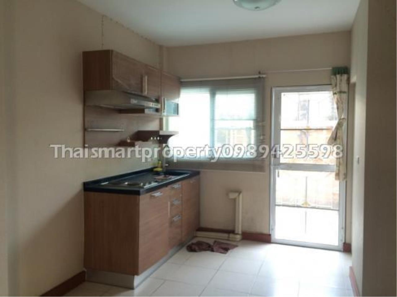 Thai Smart Property Agency's 3 storey townhome for sale, Casa City Sukontasawat 2 3