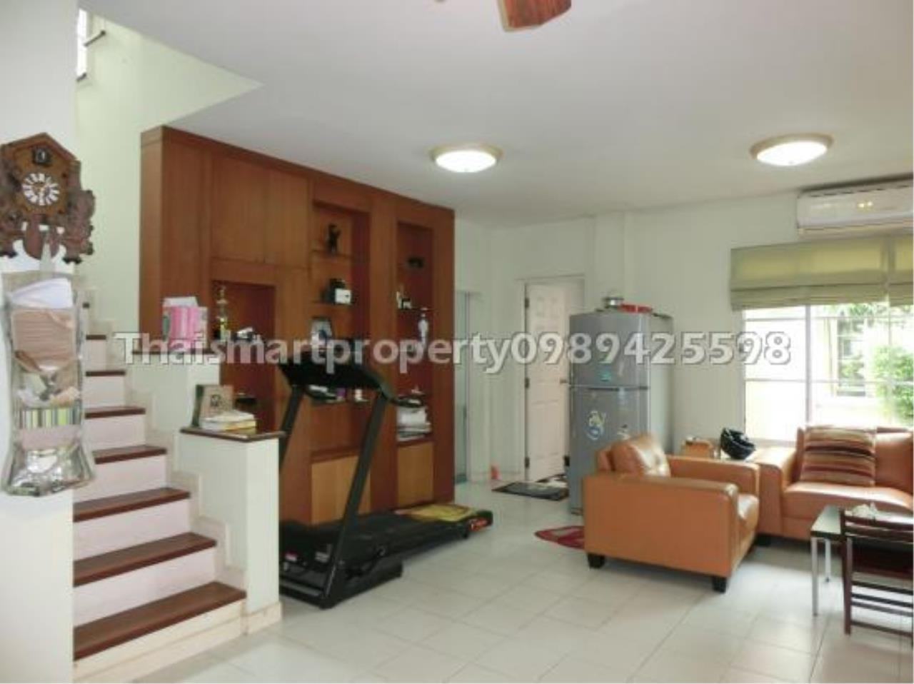 Thai Smart Property Agency's Chaiyapruek Village Rangsit Klong 4 single detached house. 4