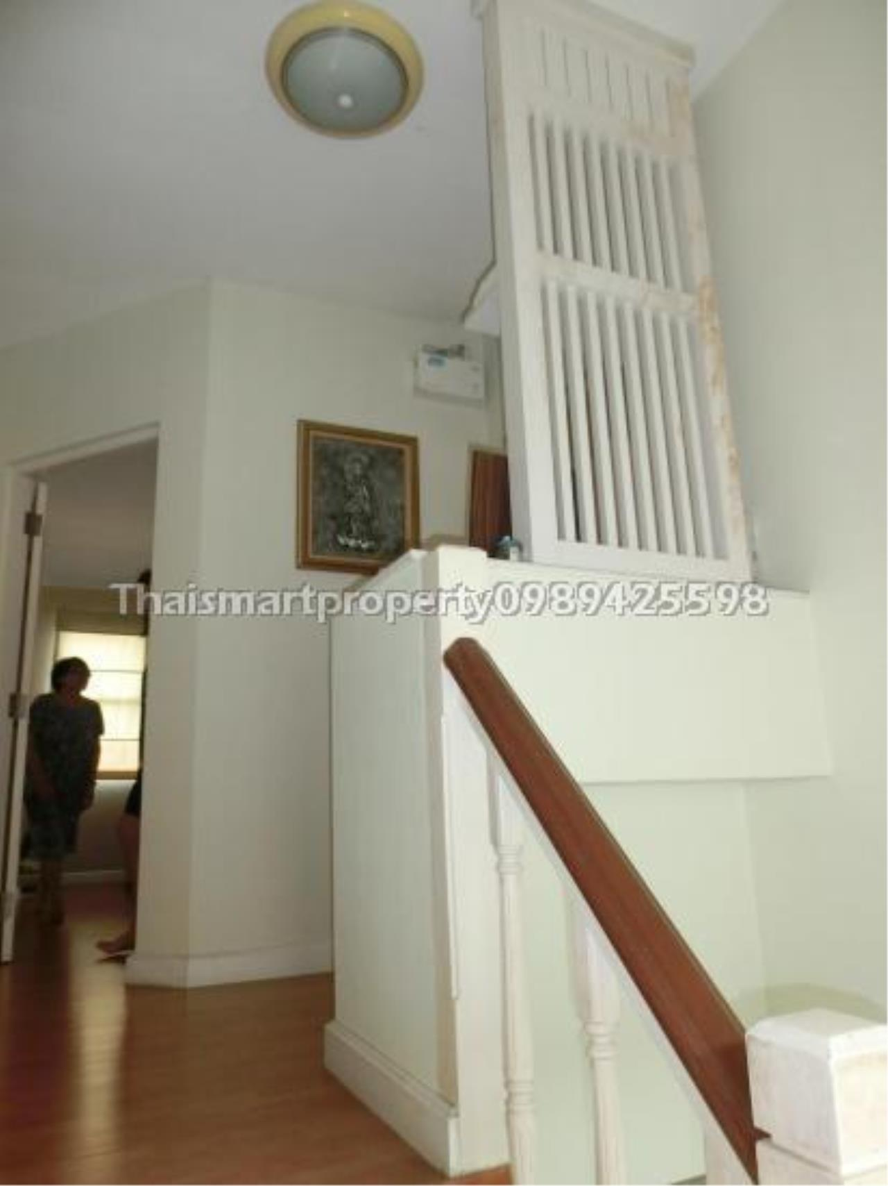 Thai Smart Property Agency's Chaiyapruek Village Rangsit Klong 4 single detached house. 7