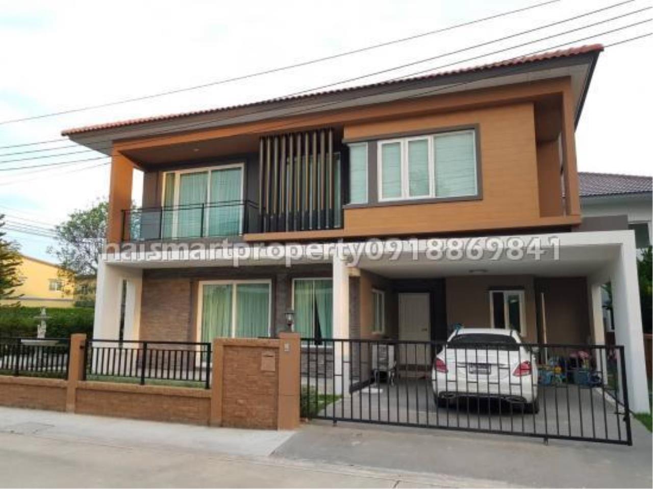 Thai Smart Property Agency's Single house Golden village On Nut - Pattanakarn 2