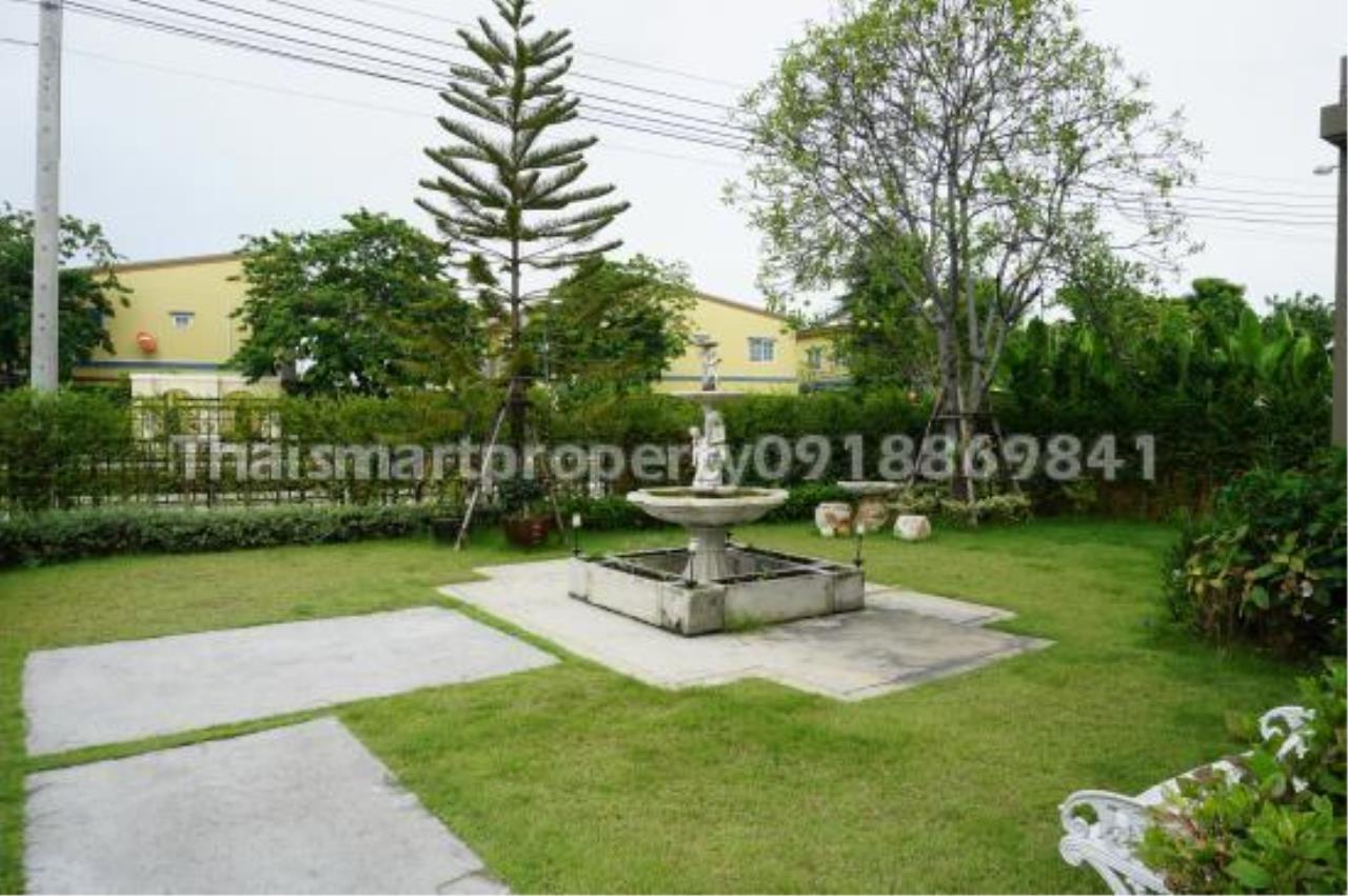 Thai Smart Property Agency's Single house Golden village On Nut - Pattanakarn 3