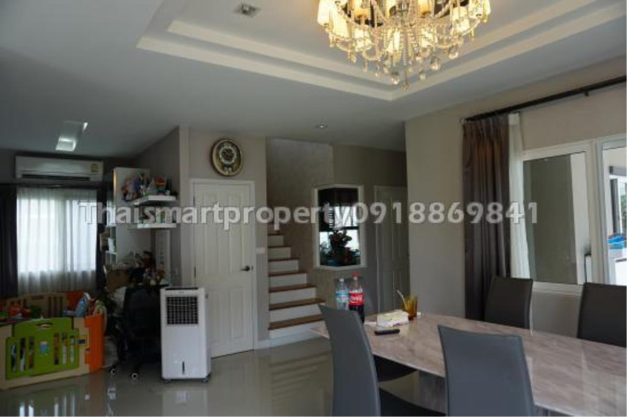 Thai Smart Property Agency's Single house Golden village On Nut - Pattanakarn 4