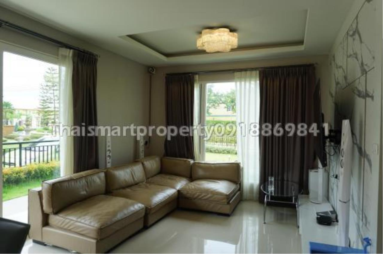 Thai Smart Property Agency's Single house Golden village On Nut - Pattanakarn 5