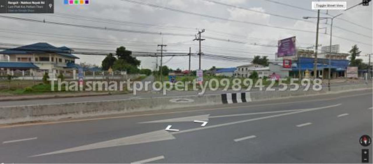 Thai Smart Property Agency's Land for sale Rangsit Klong 8 Pathum Thani 2 rai. 2