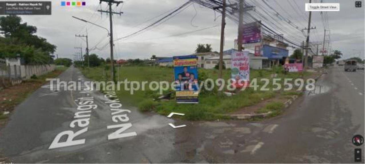 Thai Smart Property Agency's Land for sale Rangsit Klong 8 Pathum Thani 2 rai. 3