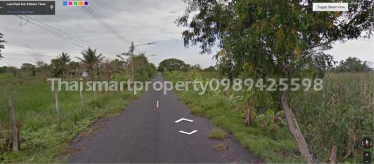 Thai Smart Property Agency's Land for sale Rangsit Klong 8 Pathum Thani 2 rai. 4