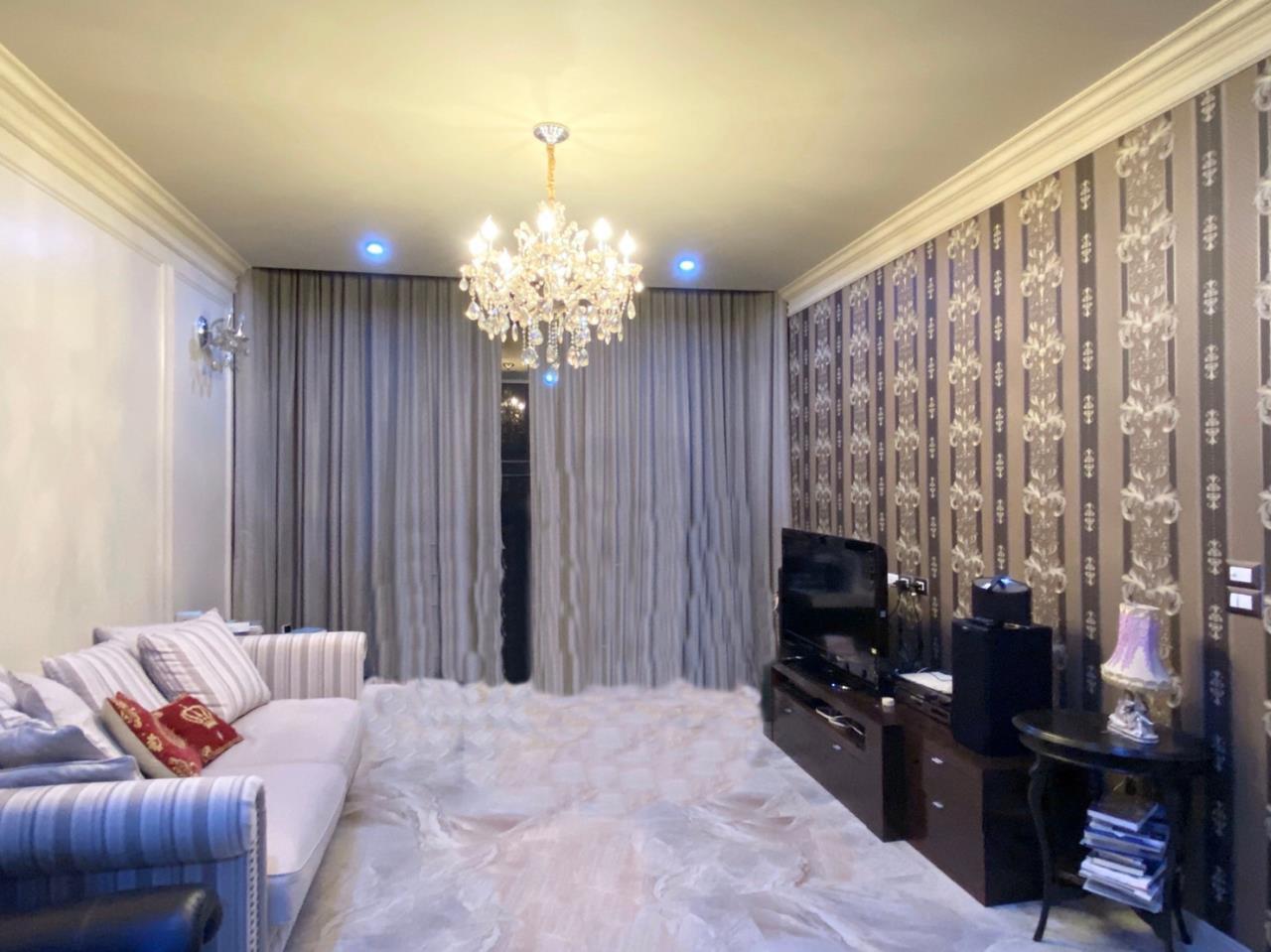 Agent - Arnupharp Sadudee Agency's Sale condo Amanta Ratchada   2 bedroom condo ready to move in 2