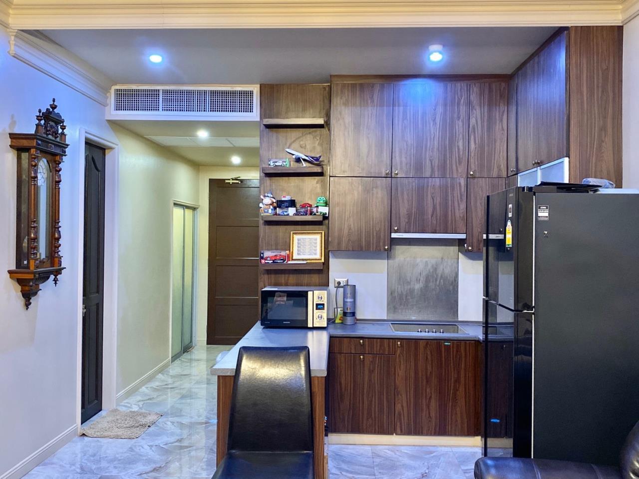 Agent - Arnupharp Sadudee Agency's Sale condo Amanta Ratchada   2 bedroom condo ready to move in 8