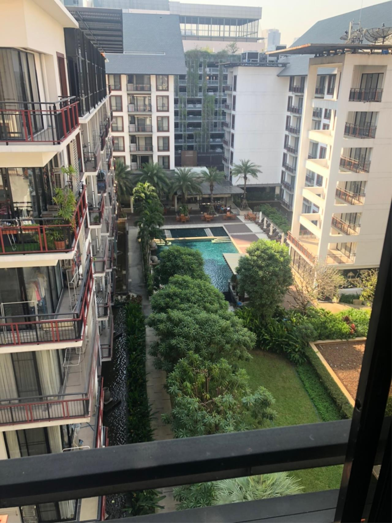 Agent - Arnupharp Sadudee Agency's Sale condo Amanta Ratchada   2 bedroom condo ready to move in 1