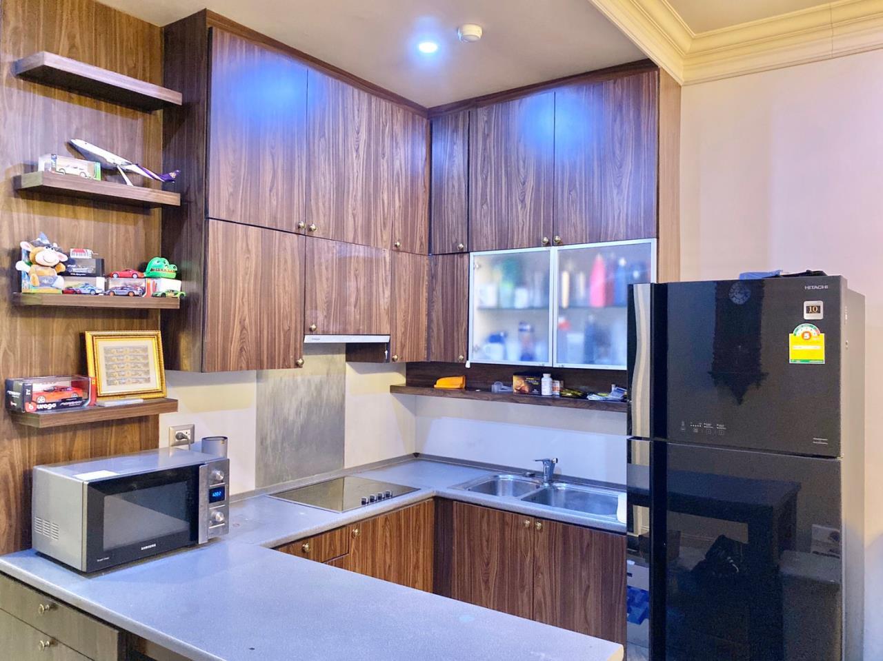 Agent - Arnupharp Sadudee Agency's Sale condo Amanta Ratchada   2 bedroom condo ready to move in 4