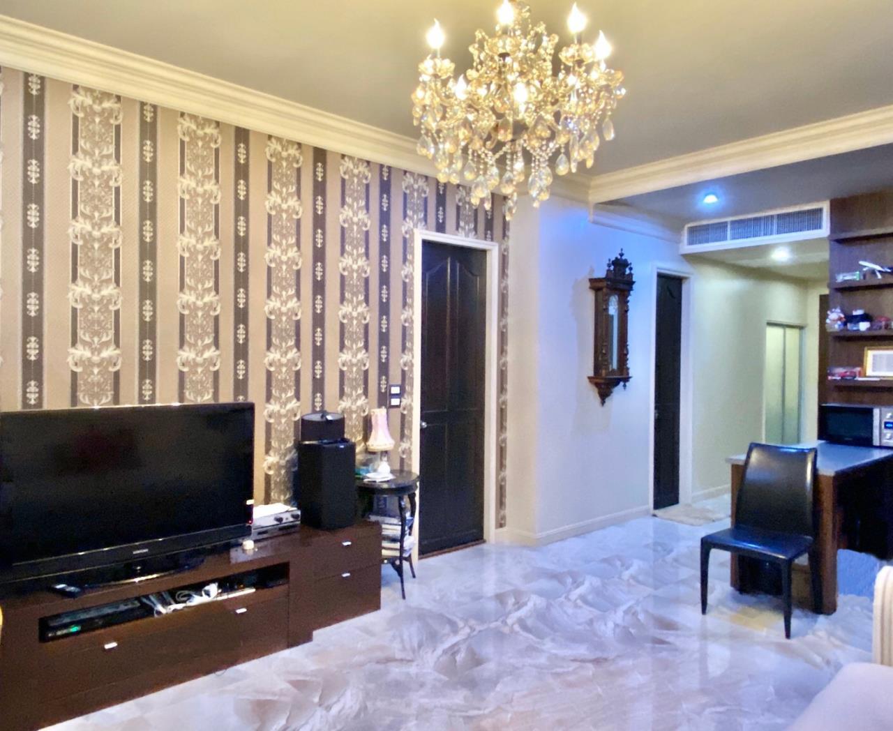 Agent - Arnupharp Sadudee Agency's Sale condo Amanta Ratchada   2 bedroom condo ready to move in 12