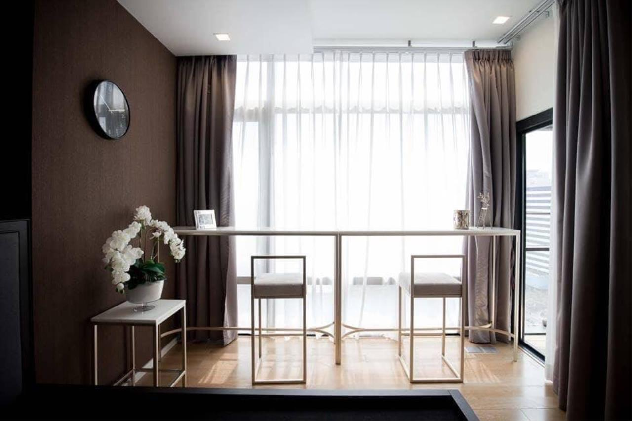 Agent - BangkokProperty888 Agency's for rent Circle 2 Living prototype 1 bed nice  4