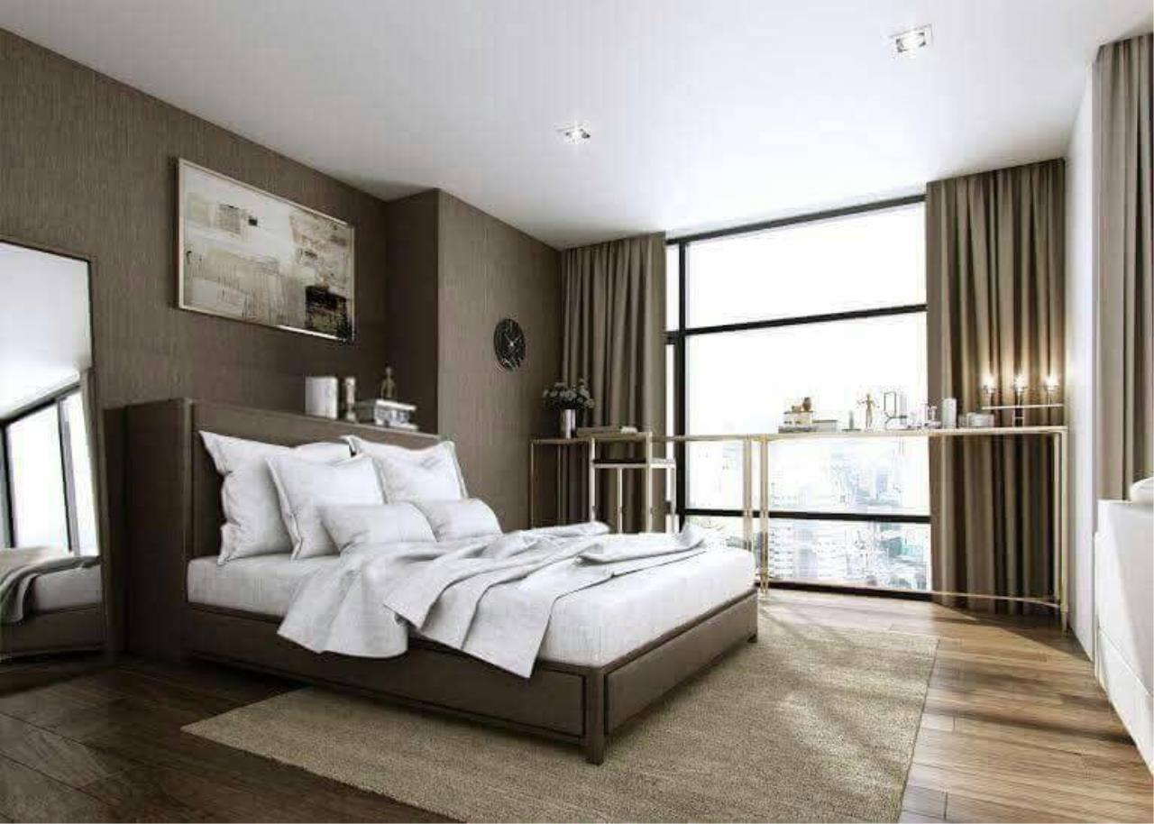 Agent - BangkokProperty888 Agency's for rent Circle 2 Living prototype 1 bed nice  1