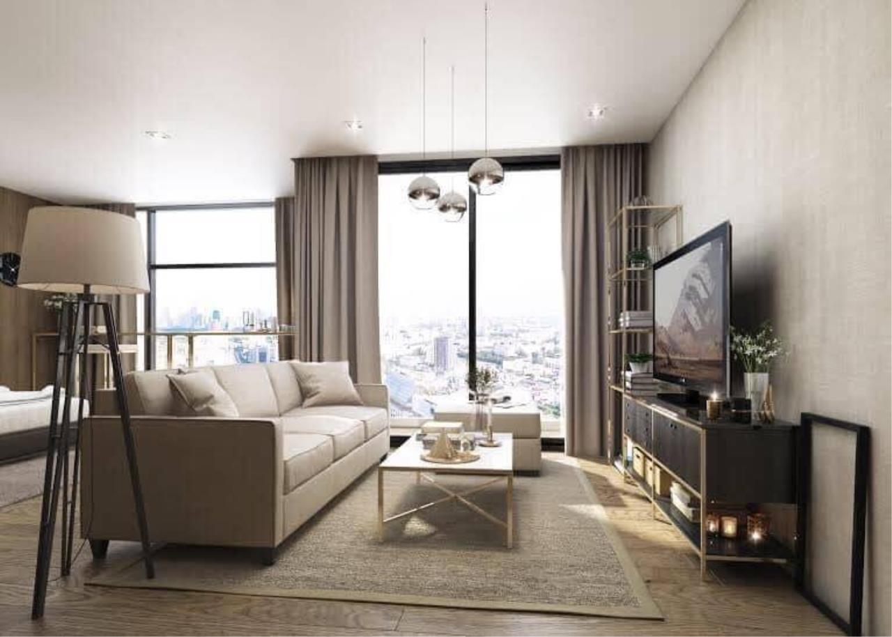 Agent - BangkokProperty888 Agency's for rent Circle 2 Living prototype 1 bed nice  2
