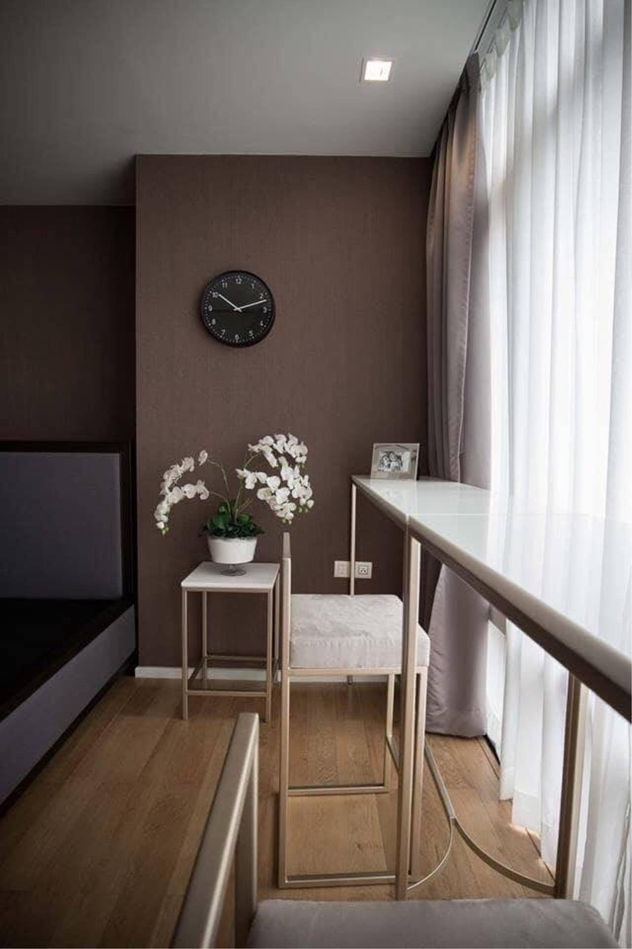 Agent - BangkokProperty888 Agency's for rent Circle 2 Living prototype 1 bed nice  3