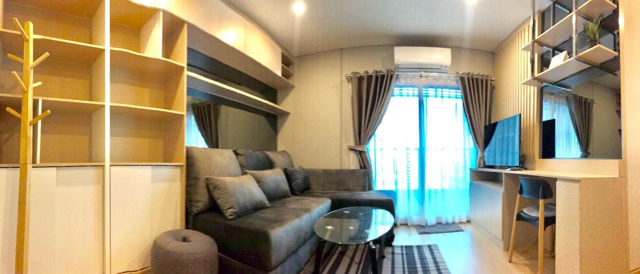 Agent - Aiyarat Agency's for rent Lpn suite petchburi makkasan 35sqm 22fl 1