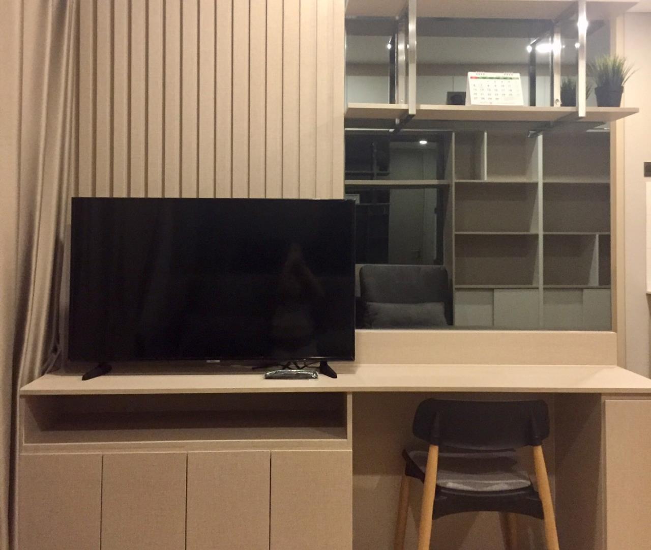 Agent - Aiyarat Agency's for rent Lpn suite petchburi makkasan 35sqm 22fl 6